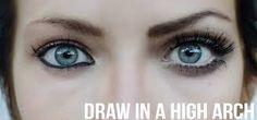 eyes look bigger makeup