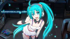 Radio Vocaloid in radiovocaloid.com #vocaloid #hatsunemiku #anime #manga #otaku #music