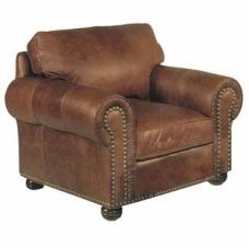 Stickley Leather Hutchinson Chair