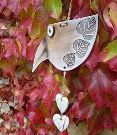 Keramický ptáček neodletí Clay Projects, Polymer Clay, Clay Ideas, Cook, Recipes, Birds, Artists, Ceramic Birds, Animales