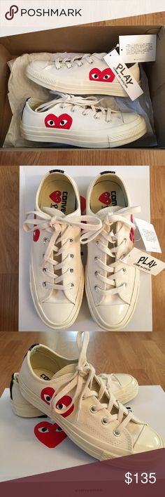 converse play size 4