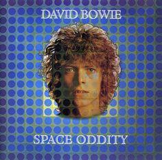 """David Bowie, """"Space Oddity"""" (1969)"""