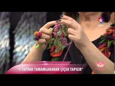 Tülin İriş Yaprak ve Çiçekli Örgüler - 27.11.2014