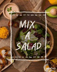[텐바이텐] Photographer_BORI LEE / Stylist_MINYOUNG OH #tenbyten #10x10 #텐바이텐 #salad #kitchen #GIF #recipe #woodbowl