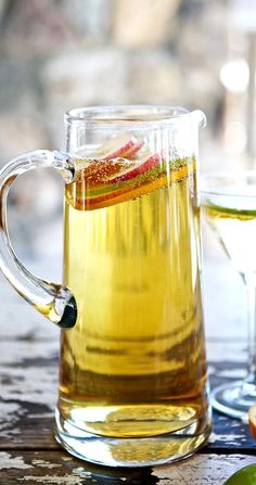 Champagne Apple Punch
