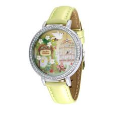Secret Garden 3D Mini World Watch via Fashionista Secret Shop. Click on the image to see more!