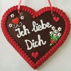 German Gingerbread Recipe, German Lebkuchen Recipe, Gingerbread Cookies, Lebkuchen Hearts Recipe, Gingerbread Recipes, German Cookies, Oktoberfest Party, Oktoberfest Recipes, Decorated Cookies