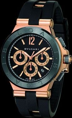 Bulgari Watches has become synonymous with the finest Italian style.