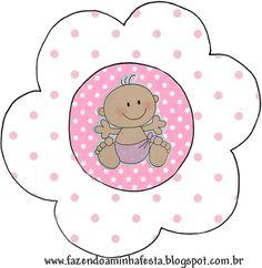 Imprimibles de bebitas 11. | Ideas y material gratis para fiestas y celebraciones Oh My Fiesta!