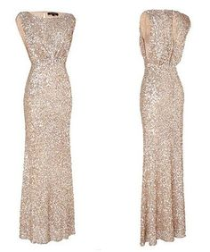 22 Glamorous Gold Bridesmaid Dresses Ideas You Can't Miss!
