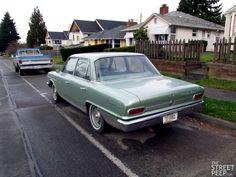 1964 Rambler American 330 4 door sedan | Nash - Rambler ...