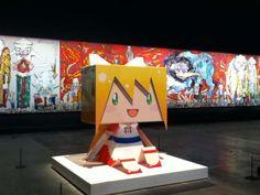 Takashi Murakami Ego exhibition