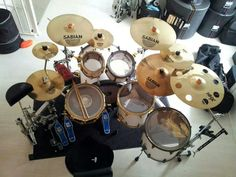 Awesome set up