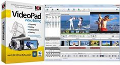 NCH VideoPad Video Editor Pro Crack Full Version Download