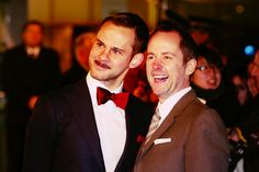 Dom & Billy @ The Hobbit: An Unexpected Journey UK Premiere