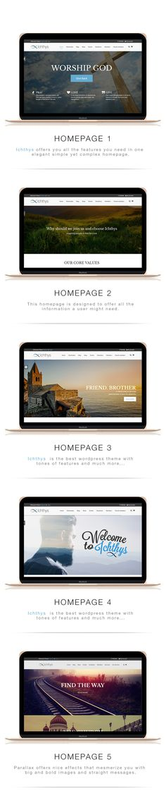 Ichthys - Church / Events / Religion / Donation / Nonprofit / Sermon / Charity WordPress Theme by modeltheme Donation Page, Wordpress Premium, Ichthys, Church Sermon, Amazing Websites, Religion, Singles Events, Church Events, Event Page