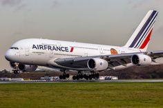 https://flic.kr/p/qqoUhT | Airbus A380-861 Air France F-HPJH (CDG)
