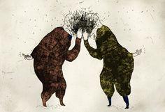Supisupi by Sanni Lahtinen, via Behance