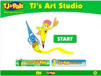 TJ's Art Studio: Terrific art app, with instructional videos, a fun music video, and tons of functionality, including importing pictures from the device.