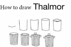 How to draw the Thalmor