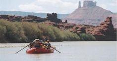 rafting in moab