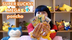 [Unboxing #13] Ouverture Cartes Pokémon MEGA CAMPAIN 2 : PIKACHU with MEGA RAYQUAZA poncho - from #rosalys at www.rosalys.net - work licensed under Creative Commons Attribution-Noncommercial
