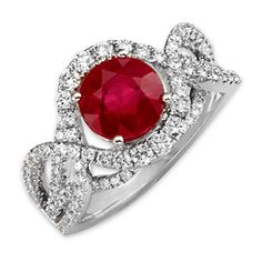 Frederic Sage Ruby Ring