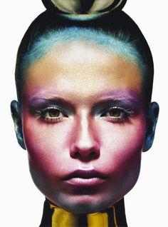 Natasha Poly by Mario Sorrenti for Vogue Paris May 2012
