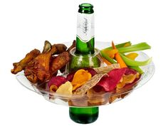 Beer, plate, miracle  The Go Plate Mini Pack - Reusable Food & Beverage Holder - 7 Plates  #GOPLATE-7  $9.49  kegworks.com