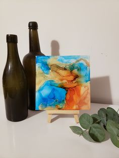 Small Art makes for unique gifts for that special person or for yourself - no judging here! This alcohol ink abstract, coated with gorgeous resin, has sold but more giftable and affordable art is available on my website. Go check it out! Thanks. #smallbusiness #supportsmallbusiness #abstractart #resinart #alcoholinkart #lauriehenryart Abstract Landscape, Abstract Art, Original Paintings, Original Art, Alcohol Ink Art, Small Art, Special Person, Affordable Art, Resin Art