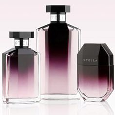 Stella by Stella McCartney. Evening scent. Old timey rose with an updated feel. Not your grandmother's rose.