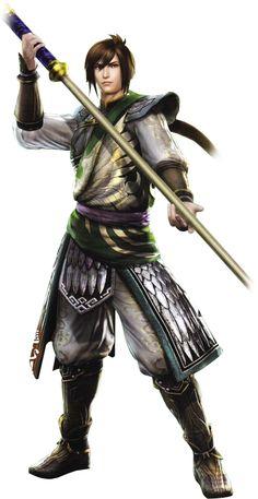Dynasty Warriors | Jiang Wei