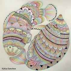 #coloringbook #animalkingdom #milliemarotta #livrodecolorir #reinoanimal