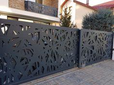 House Main Gates Design, Fence Design, Modern House Design, Door Design, Custom Screen Doors, Decorative Screen Panels, Gate House, Modern Fence, Grill Design