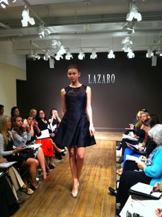 Black #cocktail dresses for Fall 2013!