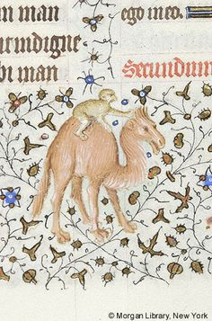 Book of Hours, MS M.1004 fol. 160r - Images from Medieval and Renaissance Manuscripts - The Morgan Library & Museum