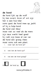 later in groep 3