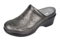 Alegria Shoes Isabelle Pewter Easy from Alegria Shoe Shop - now on closeout!