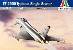 1/48 EF-2000 Typhoon Single Seater - Hobbylinna 23,10 verkkokaupasta