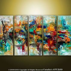 Abstract Art (Etsy)    ....Check this out:  artcaffeine.imobi...