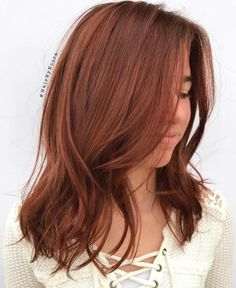 30 elegant and chic color options and styles for beautiful Auburn hair ★ dark … - Balayage Hair Auburn Hair Balayage, Hair Color Auburn, Red Hair Color, Ombre Hair, Trendy Hair Colour, Fall Auburn Hair, Medium Auburn Hair, Brown Auburn Hair, Balayage Hairstyle