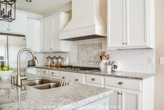 Granite – White Pearl from Lowes-Kitchen Remodel During