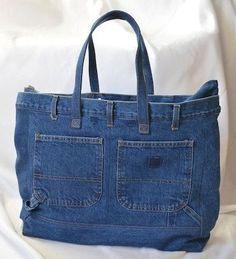 Items similar to Repurposed Denim Bag with multiple pockets on Etsy - Blue Jean - - Blue Jean Purses, Denim Purse, Denim Jeans, Denim Handbags, Recycle Jeans, Tote Bags Handmade, Recycled Denim, Purses And Bags, Jean Bag