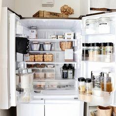 lovelyzakkaさんの、冷蔵庫,統一感,100均収納,ダイソー,セリア,のお部屋写真