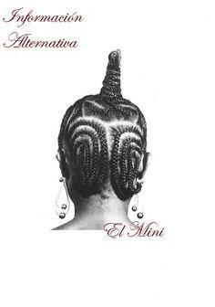 Moda: Así son los peinados femeninos más hermosos de Nigeria.- El Muni