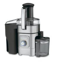 Factory Refurbished Cuisinart CJE-1000 1000-Watt 5-Speed Juice Extractor