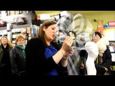 Hat Making - How To Attach Crinoline ✄ http://www.youtube.com/watch?v=BdUeHYySeZA