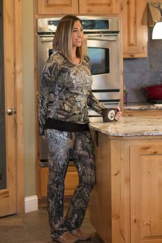 Girls With Guns Clothing Mossy Oak Country loungewear featured in the Fall Lookbook