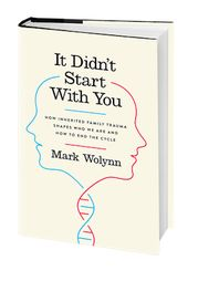 Mark Wolynn's excellent book can help you understand how inherited trauma may be underneath a lot of your C-PTSD.