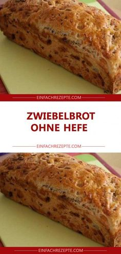 Onion bread without yeast 😍 😍 😍 - Rezepte - Onion bread without yeast 😍 😍 😍 Informations About Zwiebelbrot ohne Hefe 😍 😍 😍 Pin - Creme Brulee French Toast, Cinnamon Roll French Toast, Pumpkin French Toast, French Toast Bake, Gluten Free French Toast, Healthy French Toast, Blueberry French Toast Casserole, Baked French Toast Casserole, Bagels Sans Gluten